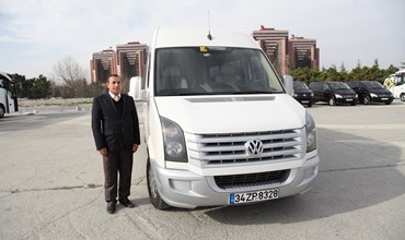 VW CRAFTER 12  16 PAX